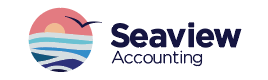 Seaview Accounting Logo
